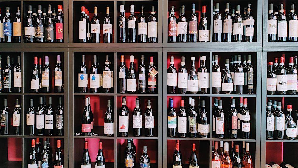 Prodotti enoteca Le note del Vino