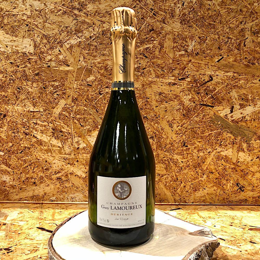 Champagne Guy Lamoureux Heritage