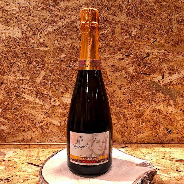 Champagne Guy Lamoureux Mlle Bouquet