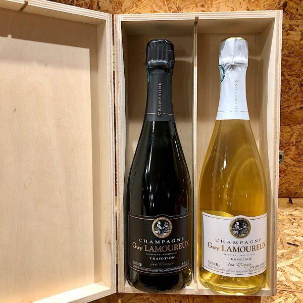 Confezione Champagne Guy Lamoureux
