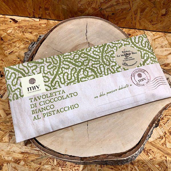 Tavoletta pistacchio